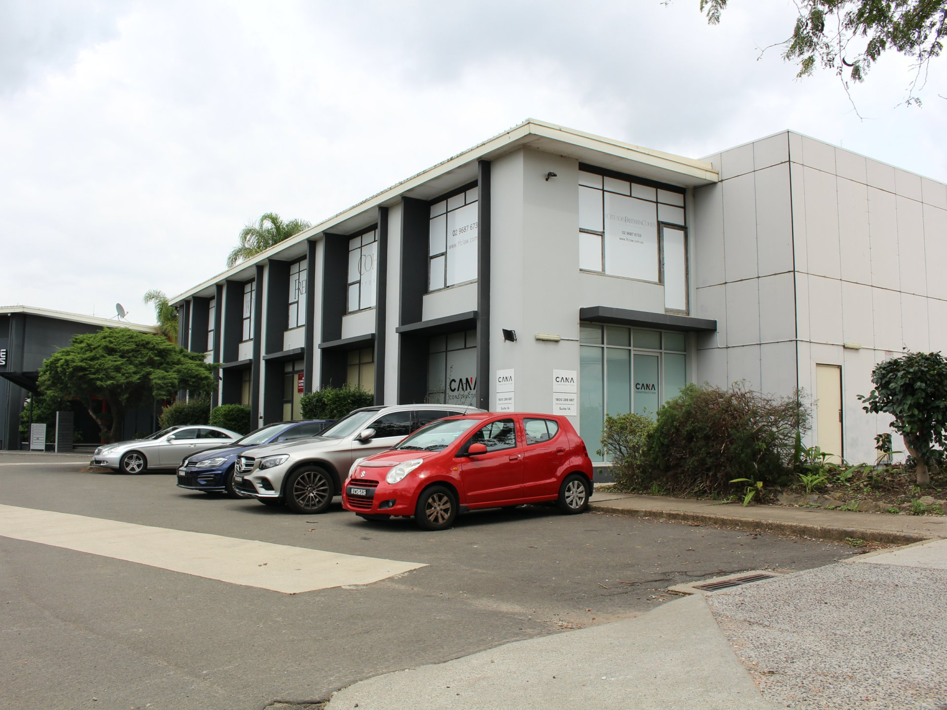 Suite 12B/241-245 Pennant Hills Rd, CARLINGFORD  NSW  2118